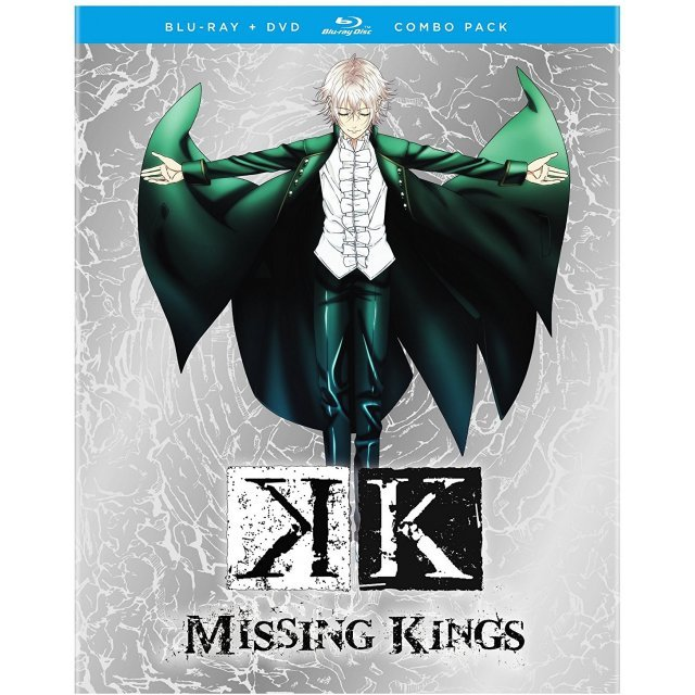 K: Missing Kings [Blu-ray+DVD]