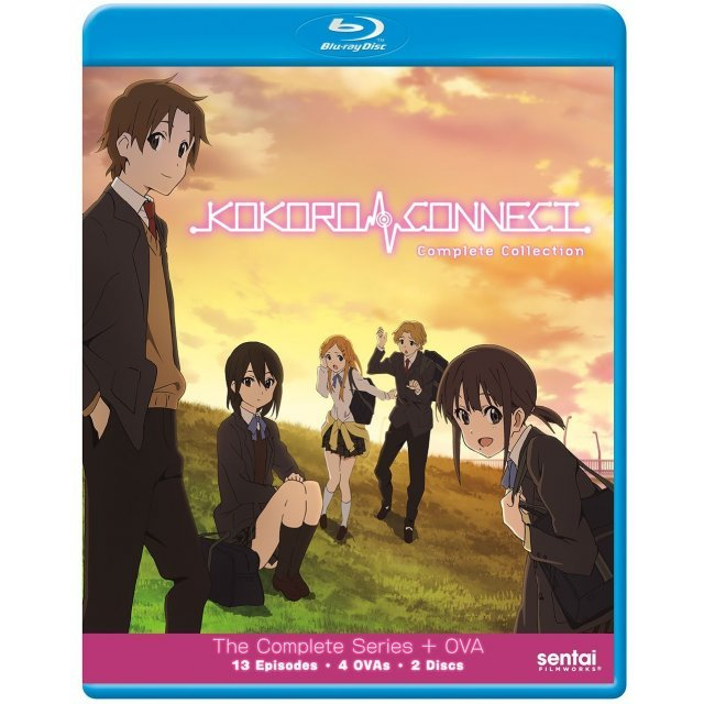 Kokoro Connect: The Complete Collection