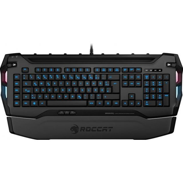 Roccat Skeltr Master Worlds RGB Gaming Keyboard (Gray)
