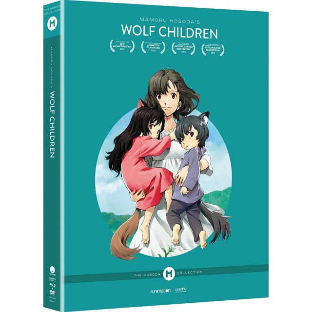 Wolf Children: Hosoda Collection [Collector's Edition]