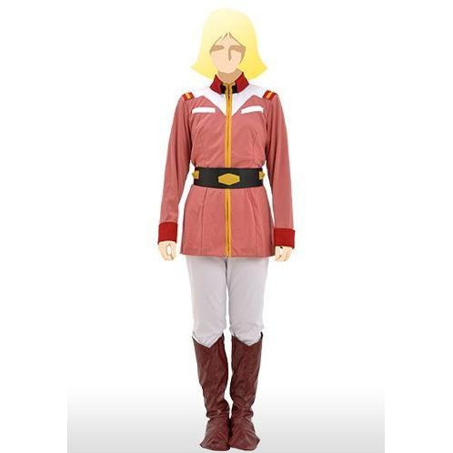Mobile Suit Gundam Earth Federation Ladies Uniform - Pink Ver. (M Size)