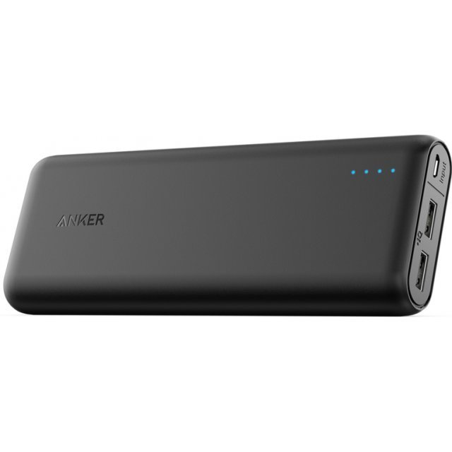 Anker PowerCore 20100 (20100mAh) (Black)