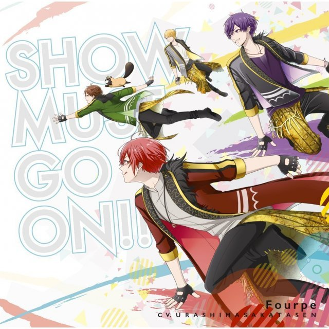 Show Must Go On!! (Star-Myu Second Season Intro Theme) [Limited Edition]