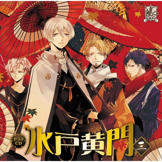 NRPC Series Drama CD Mito Komon Vol.3 [CD+DVD, Limited Edition]