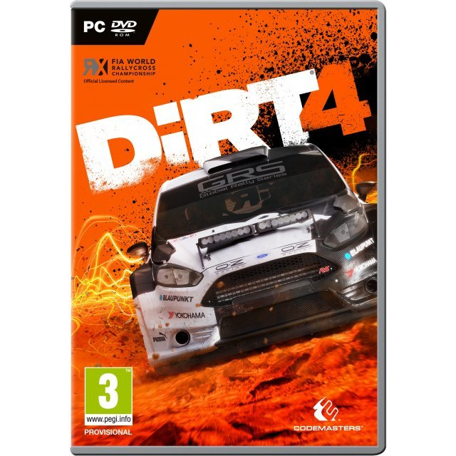 DiRT 4 (Steam)