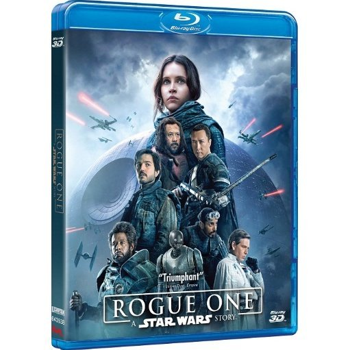 Rogue One : A Star Wars Story 3D