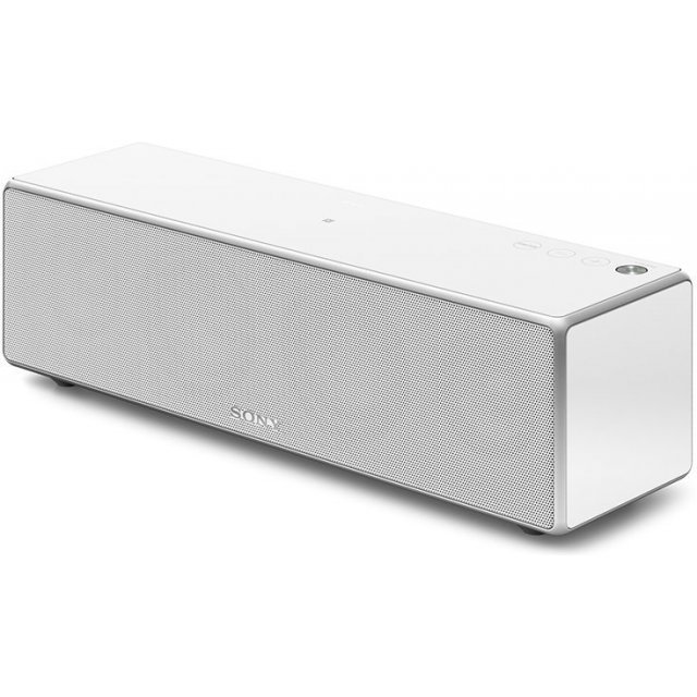 Sony SRS-ZR7 Portable Wireless Speaker (White)