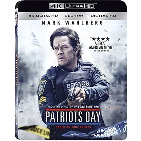 Patriots Day [4K Ultra HD Blu-ray]