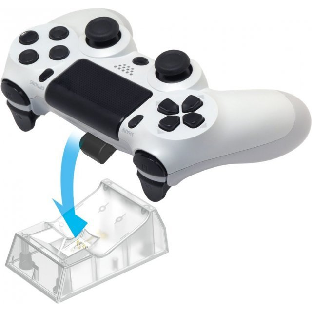 Charging Stand for Dualshock 4 (Clear)