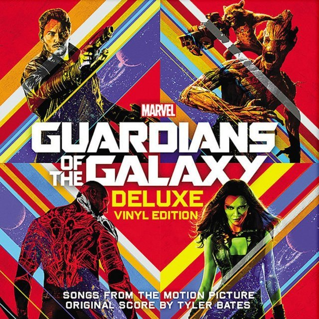 Guardians Of The Galaxy Original Soundtrack [Deluxe Edition]