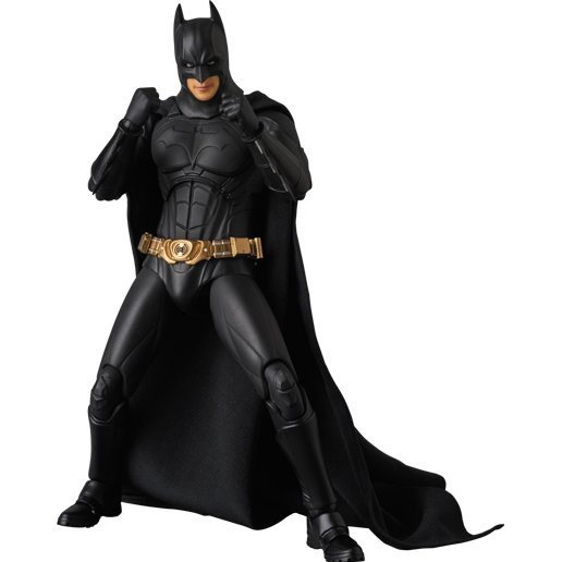 MAFEX Batman Begins: Batman Begins Suit