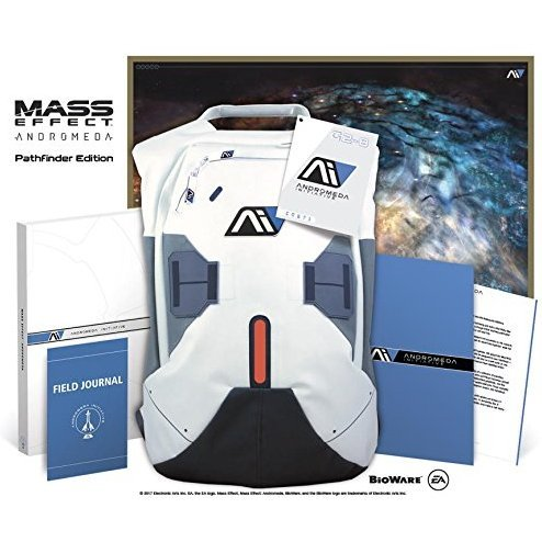 Mass Effect: Andromeda: Pathfinder Edition Guide (Hardcover)