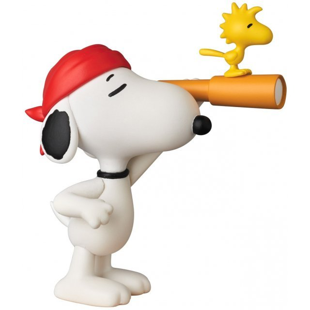 Peanuts Series 6 Ultra Detail Figure: Pirate Snoopy