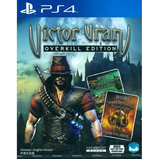 Victor Vran: Overkill Edition (English & Chinese Subs)