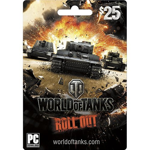 World of Tanks (USD $25)