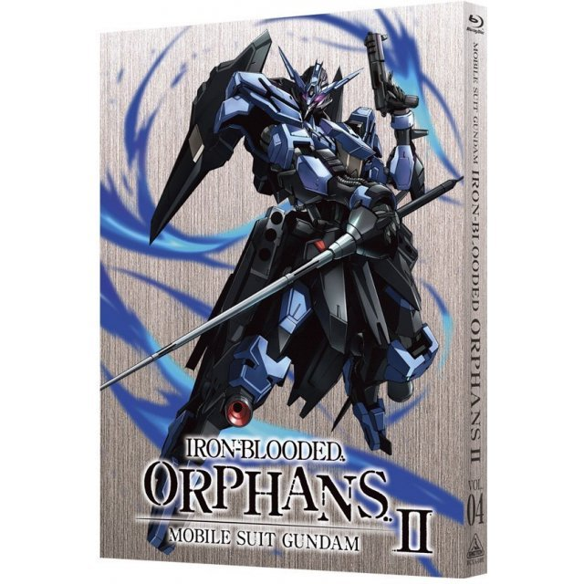 Mobile Suit Gundam: Iron-Blooded Orphans 2 Vol.4 [Limited Edition]