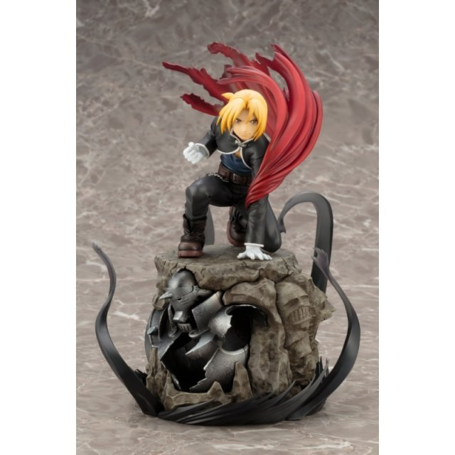 ARTFX J Fullmetal Alchemist 1/8 Scale Pre-Painted Figure: Edward Elric [KOTOBUKIYA Shop Limited Edition]