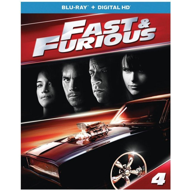 Fast And Furious (2009) [Blu-ray+Digital HD]