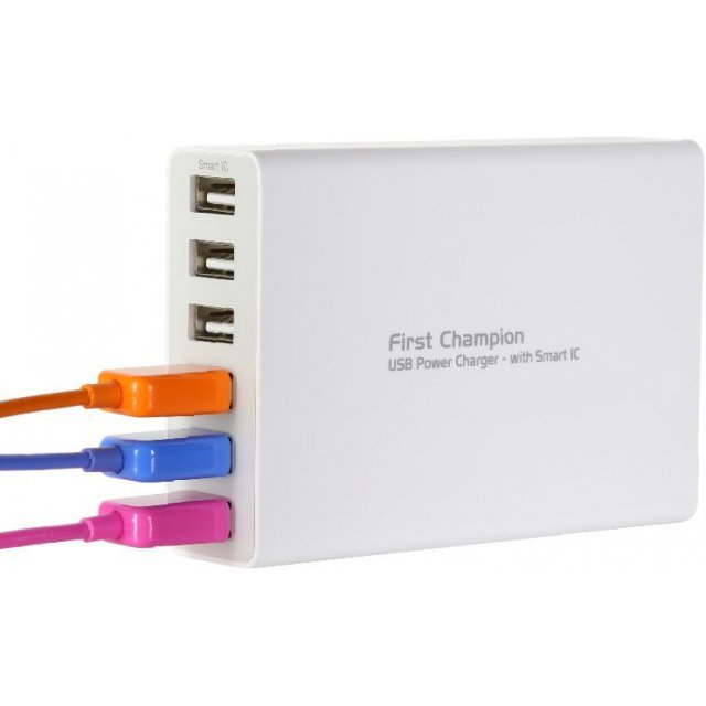 First Champion USB Smart Power Chargers (10.0A)