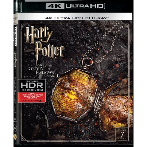 Harry Potter and the Deathly Hallows: Part 1 (4K UHD+BD) (2-Disc)