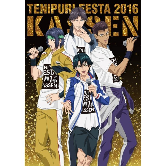 Prince Of Tennis Festival 2016 -kassen-|Prince Of Tennis