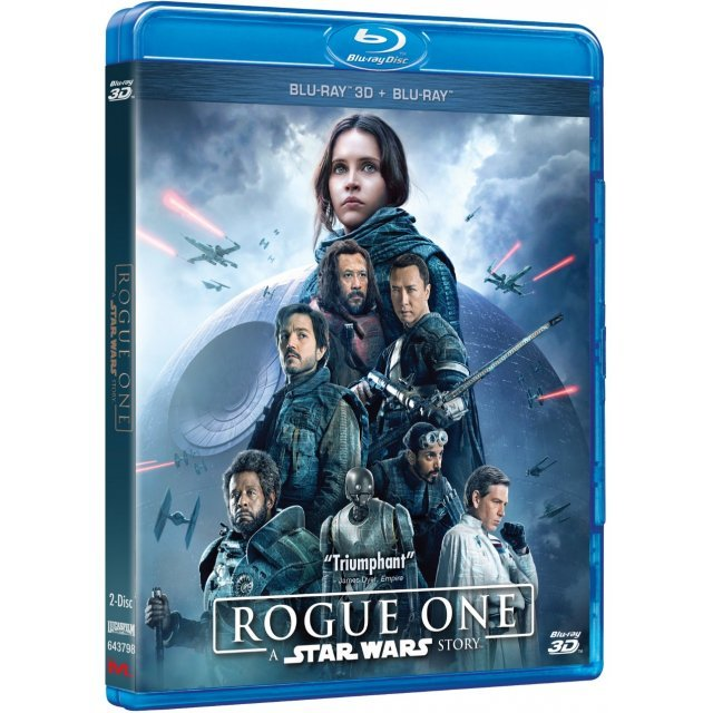 Rogue One : A Star Wars Story 2D+3D (2-Disc)