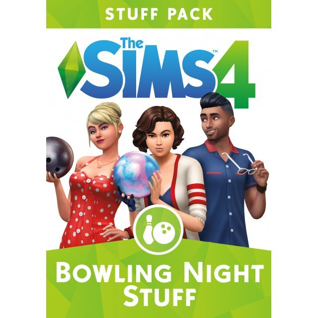 The Sims 4: Bowling Night Stuff (Origin)