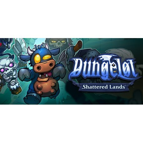 Dungelot: Shattered Lands (Steam)