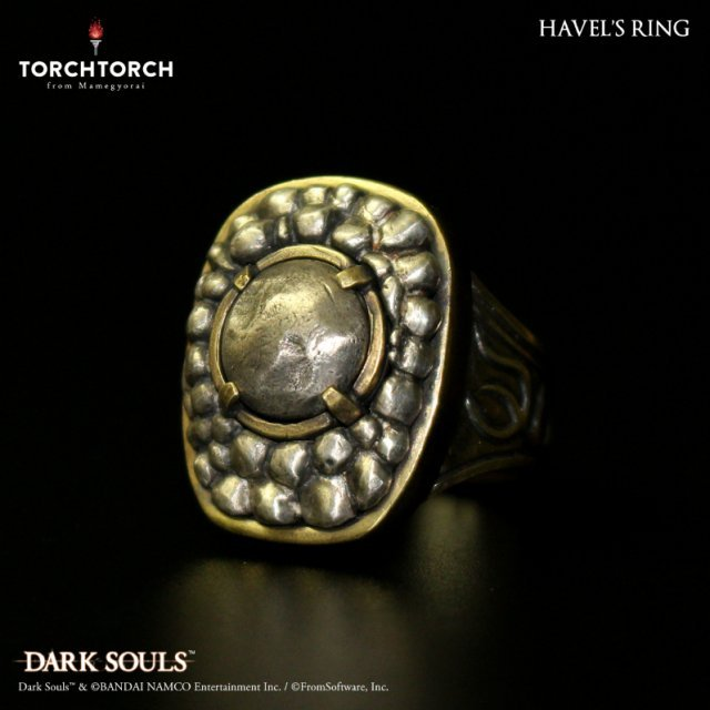 Dark Souls × TORCH TORCH / Ring Collection: Havel's Ring Men's S / 17