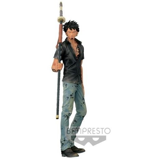 One Piece Pre-Painted Figure: Trafalgar Law The Brush Ver.