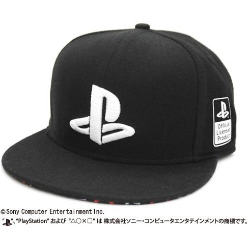 PlayStation Logo Embroidery Cap