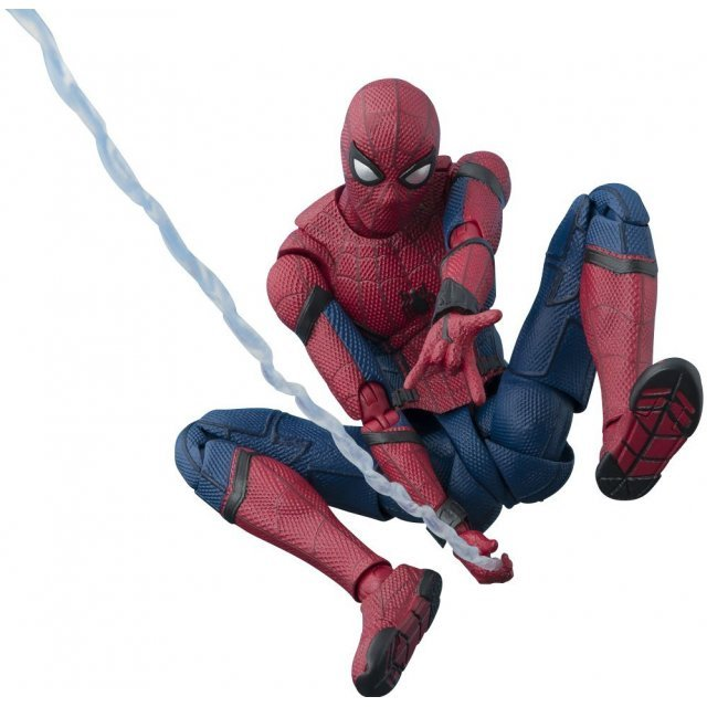 S.H.Figuarts Spider-Man (Homecoming) [HK.Ver]