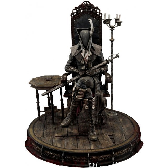Ultimate Premium Masterline Bloodborne 1/4 Scale Pre-Painted Statue: Lady Maria