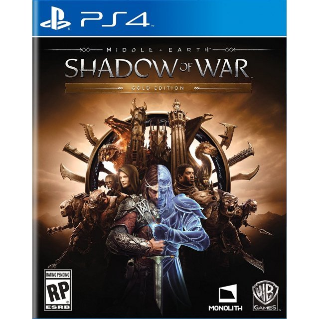 Middle-earth: Shadow of War [Gold Edition] (Chinese Subs)