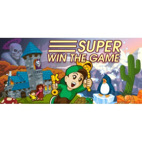 Super Win The Game (Steam)