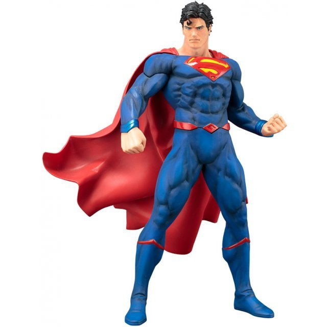 ARTFX+ DC Universe Superman 1/10 Scale Pre-Painted Figure: Superman Rebirth