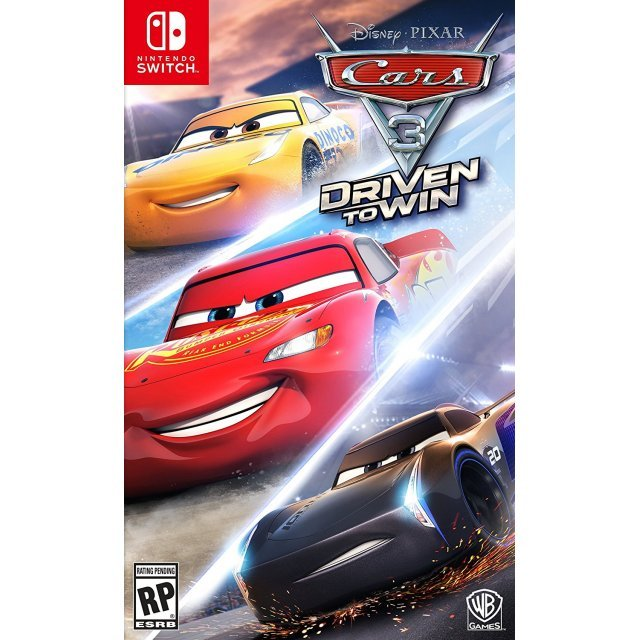 Cars 3: Driven to Win (English)