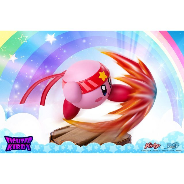 Kirby Statue: Fighter Kirby