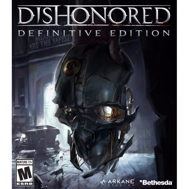 Dishonored [Definitive Edition] (Steam)