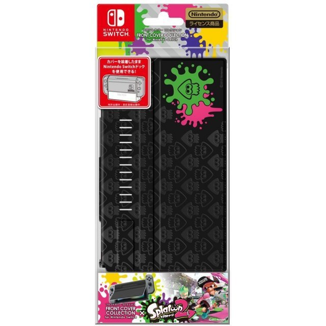 Front Cover for Nintendo Switch (Splatoon 2 Type B)