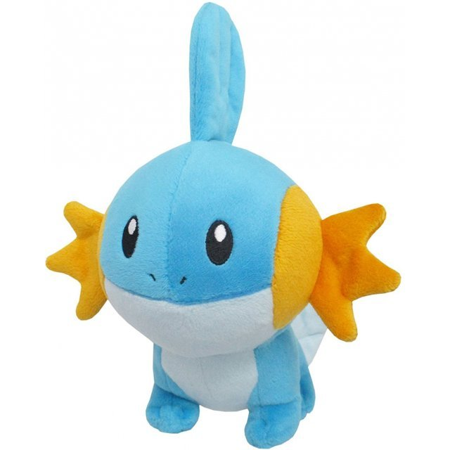 Pocket Monsters All Star Collection Plush: Mudkip (S)