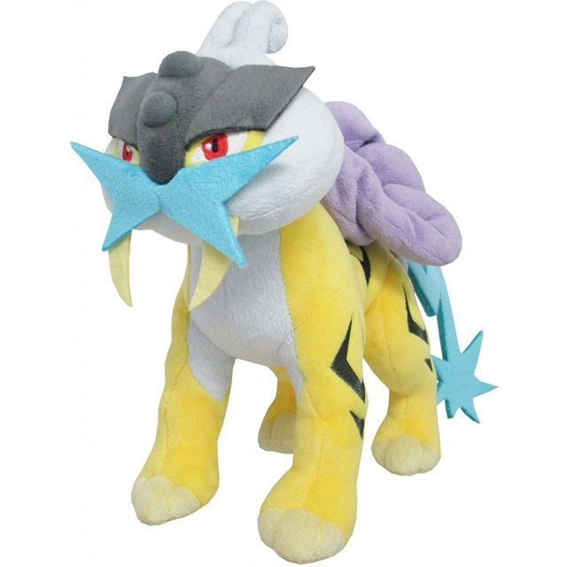 Pocket Monsters All Star Collection Plush: Raikou (S)