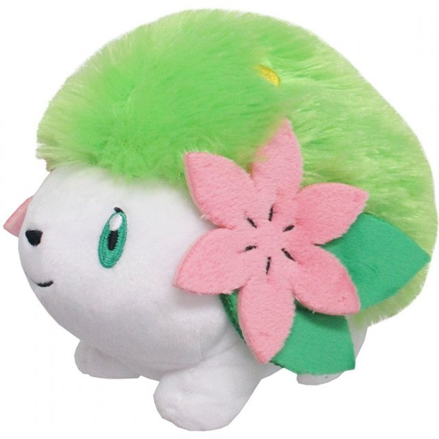 Pocket Monsters All Star Collection Plush: Shaymin (Land Forme) (S)
