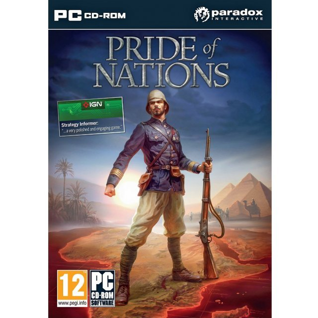 Pride of Nations (Steam)