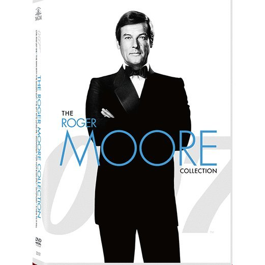 007: The Roger Moore Collection