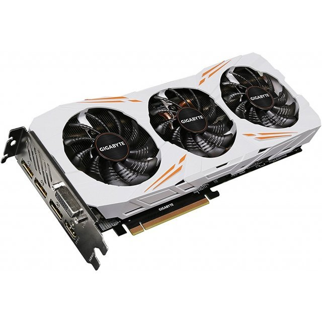 Gigabyte GeForce GTX 1080 Ti Gaming OC, 11GB GDDR5X