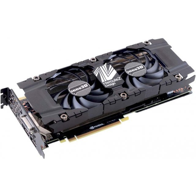 Inno3D GeForce GTX 1080 Ti Twin X2, 11GB GDDR5X