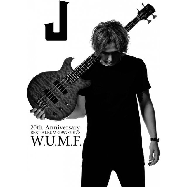 J 20th Anniversary Best Album [2CD+DVD Limited Edition]