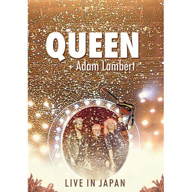 Queen + Adam Lambert Live In Japan Summer Sonic 2014 [Blu-ray+CD]