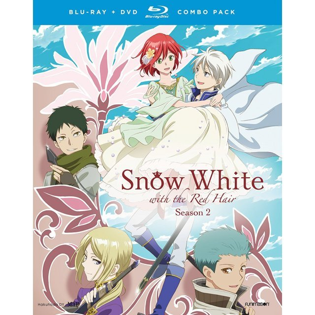 Snow White With The Red Hair: Season Two [Blu-ray+DVD]